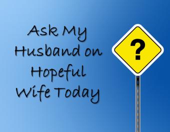 Ask my Husband