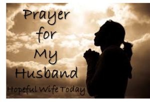 Prayer for My Husband